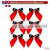 joyería de Yiwu China de pelo Niños Agente Agente corbata pajarita (P3002)