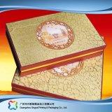 Роскошные твердые бумажные упаковывая подарок/еда/косметическая оптовая продажа коробки (XC-hbf-007)