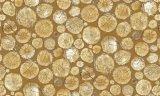 Goedkope Prijs 1.06m van Guangzhou de Waterdichte 3D Broodjes van het Document van de Muur