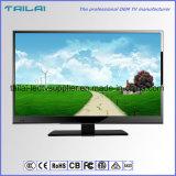 "16: 9 Faltスクリーンの高リゾリューション18.5 "" LED TV 1366年x 768 OSDの言語"