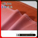 De comfortabele Stof van het Denim van de Kleur van het Kledingstuk Materiële Oranje Breiende