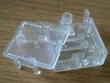 Подгонянная пластичная коробка Пластмассой Впрыской/коробкой квадрата пластичной с ясной вставкой