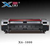Impresora ancha del formato de la cabeza de impresión de Konica 512 de la anchura de Xuli los 3.2m afuera