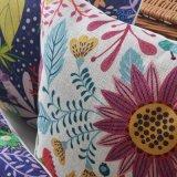 装飾の枕のための適度な綿の麻布は装飾的包装する