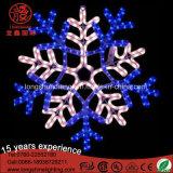 Света горячего рождества снежинки сбываний СИД декоративные для партии магазина сада
