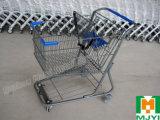 미국 슈퍼마켓 소매점 쇼핑 트롤리