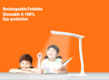 Recarregável Dimmable Flodable Portable LED Desk Lamp