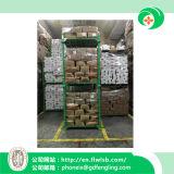 A nova pilha de paletes de empilhamento para o depósito de armazenagem com marcação CE