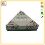 Изготовленный на заказ коробка подарка бумаги печатание для упаковывать подарка