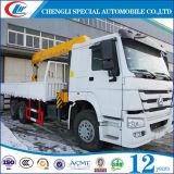 판매를 위한 좋은 품질 10 바퀴 기중기 트럭
