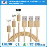 Câble de données USB à prix économique pour iPhone 6 iPhone 7