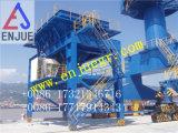 Spätester Industrie-Kanal-montieren beweglicher Zufuhrbehälter-Typ Doppelt-Staub Zufuhrbehälter für LKW-Eingabe und nehmen Bulkladung aus dem Programm