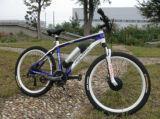 Full Suspensión 36V 250W Botella Batería Montaña E Bicicleta con 8 Fun Motor con Ce Aprobación