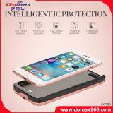Téléphone mobile côté de pouvoir de clip de dos de batterie de 9000 heures-milliampère pour l'iPhone 7 positif