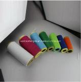 hilo de algodón reciclado 8s/1 para hacer punto