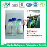 Additif du procédé de matelas avec l'ouvreur de cellules
