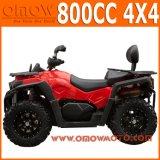 EEC EPA 800cc 4X4のクォードATV