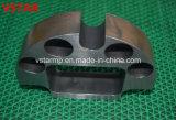 回転による中国の工場OEMの高精度CNCの機械化の鋼鉄部品