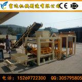 Precio hueco concreto completamente automático de la máquina de fabricación de ladrillo del pavimento de Ghana
