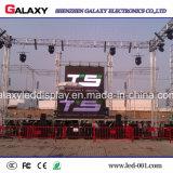 Pantalla de visualización a todo color al aire libre de LED del alquiler P3.91/P4.81/5.95 para el concierto con el panel ligero