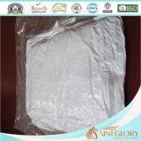 Baumwollgewebe-Kissen-Polyester Microfibre unten alternatives füllendes Kissen 100%