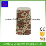 Os copos de chá de bambu quentes duráveis da fibra do produto comestível da venda vendem por atacado