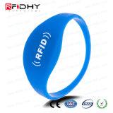 MIFARE più il Wristband del silicone di S 2k RFID NFC