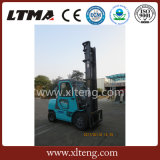 Ltma neuer Entwurf 3.5 Tonnen-mechanischer Gabelstapler mit 6m der anhebenden Höhe