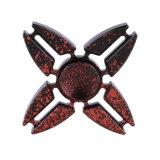 De spinnende de pin-Bovenkant van de Vinger van de Gyroscoop Spinner van de Hand van het Metaal