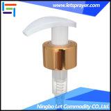 28/410 izquierda-derecha de aluminio jabón dispensador de cosméticos de la bomba de loción para el cuerpo