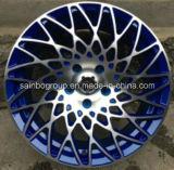 120mm, 114.3mm, rodas da liga do carro de 100mm 98mm PCD