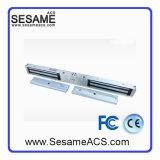 Bloqueio magnético para porta dupla com LED (SM-280D-ST)