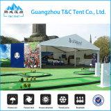 30X50mの多角形の移動式多角形はテニスコートのための体操のテントを遊ばす