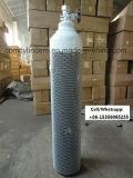 Cilindro de oxigênio médico de 5 litros com tampão do cilindro