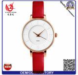 Yxl-331 2017 Horloges van het Kwarts van de Pols van de Vrouwen van de Manier van Dames Analoge