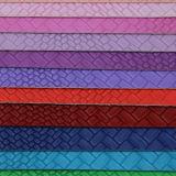 Cuoio tessuto sintetico durevole molle delle borse (H1552)