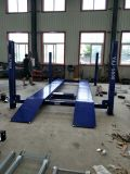 Гарантированность тавра Alpina 4 столба 18 месяцев 5.5 тонны подъема автомобиля
