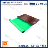 Sous-couche à haute densité croisée pour revêtement de sol en bambou