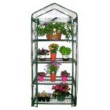 정원 집 플라스틱 온실
