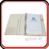 Hard Cover Custom Loose Leaf Notebook