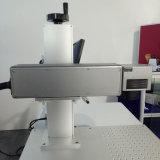 Máquina de la marca del laser de la fibra del estilo 20W del vector