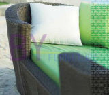 3 PCS Splicing Sofa Type PE Rattan Leisure Lounge
