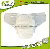 Couches-culottes adultes avec du PE pur blanc Backsheet