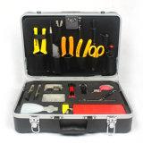 Faser-optisches Schmelzverfahrens-verbindenes Hilfsmittel-Installationssatz
