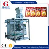 微粒の砂糖の塩の豆のマルチラインパッキング機械(DXD-480K)