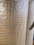 Rete metallica saldata Galvanzied tuffata calda