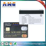 Impressão personalizada MIFARE 1k PVC RFID Smart Business Card
