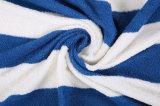 100% algodón personalizado Hand Jacquard toalla fabricación suministro