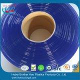 Kundenspezifischer ESD-blauer glatter Superfreier raum Belüftung-Plastikstreifen-Tür-Vorhang