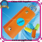 Llavero de cuero para regalo promocional (m-lk60)